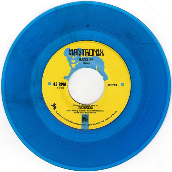 Mantronix Bassline Get On Down Vinyl Records Specialists