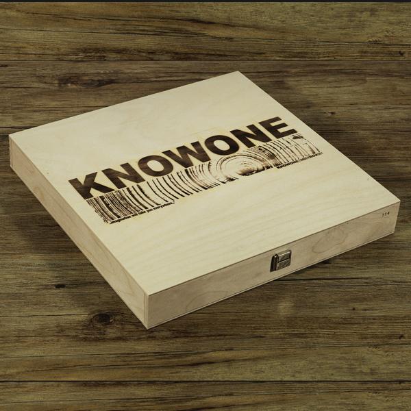 Knowone Knowone Timber Box Set Knowone Vinyl Records